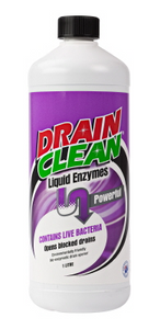 CLEANER DRAIN LIQUID ENZYME 1LT