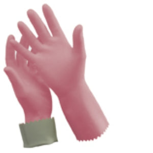 GLOVE RUBBER OATES SIL/LINED TWO PACK