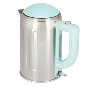 RETRO KETTLE 1.7L BLUE