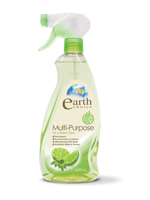 CLEANER MULTI PURPOSE 600ML EARTH CHOICE