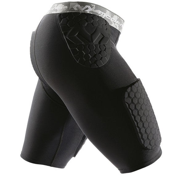 Padded Compression Thudd Short