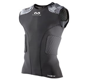 Padded Compression Shirt - 5 Pad