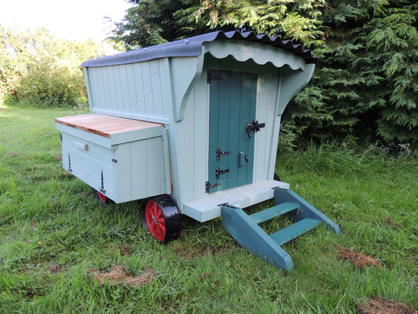 Shepherds Hut Poultry House