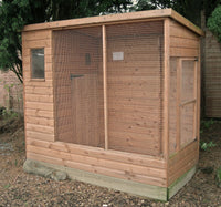 8' x 4' All Weather Aviary