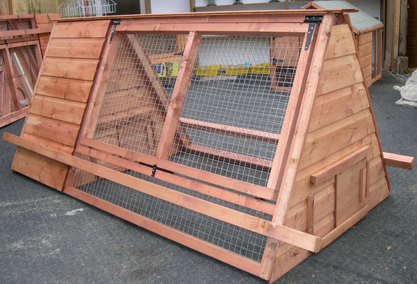 The Bantam Ark Poultry Unit