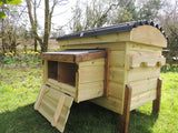 The Brecon Poultry Unit with Nest Boxes