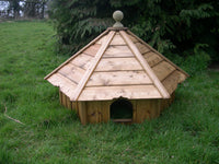 Large Hexagonal Duck House