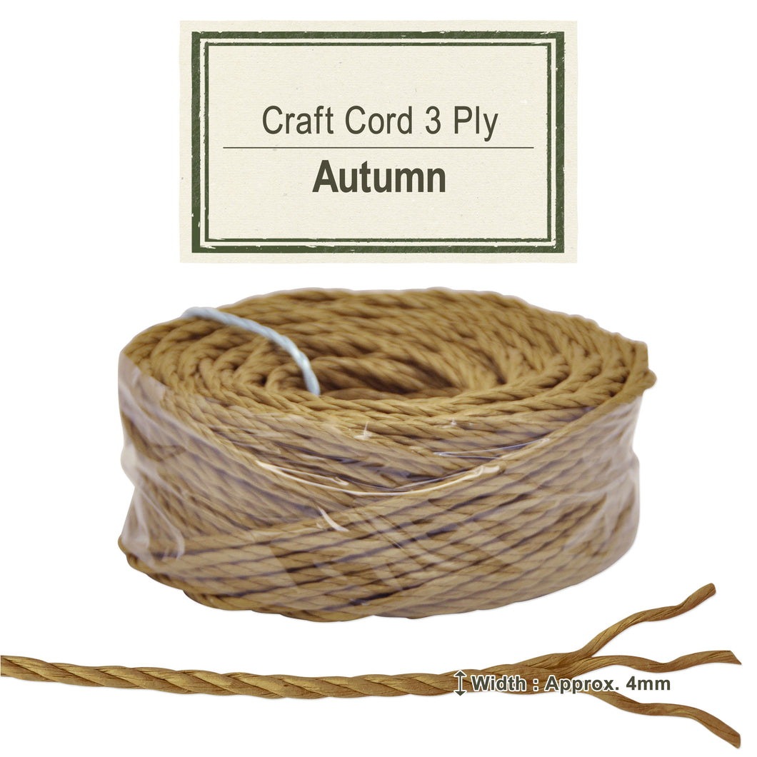 Autumn [Paper Cord 3ply]
