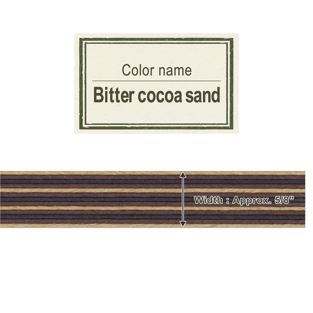 Bitter Cocoa Sand [13threads]