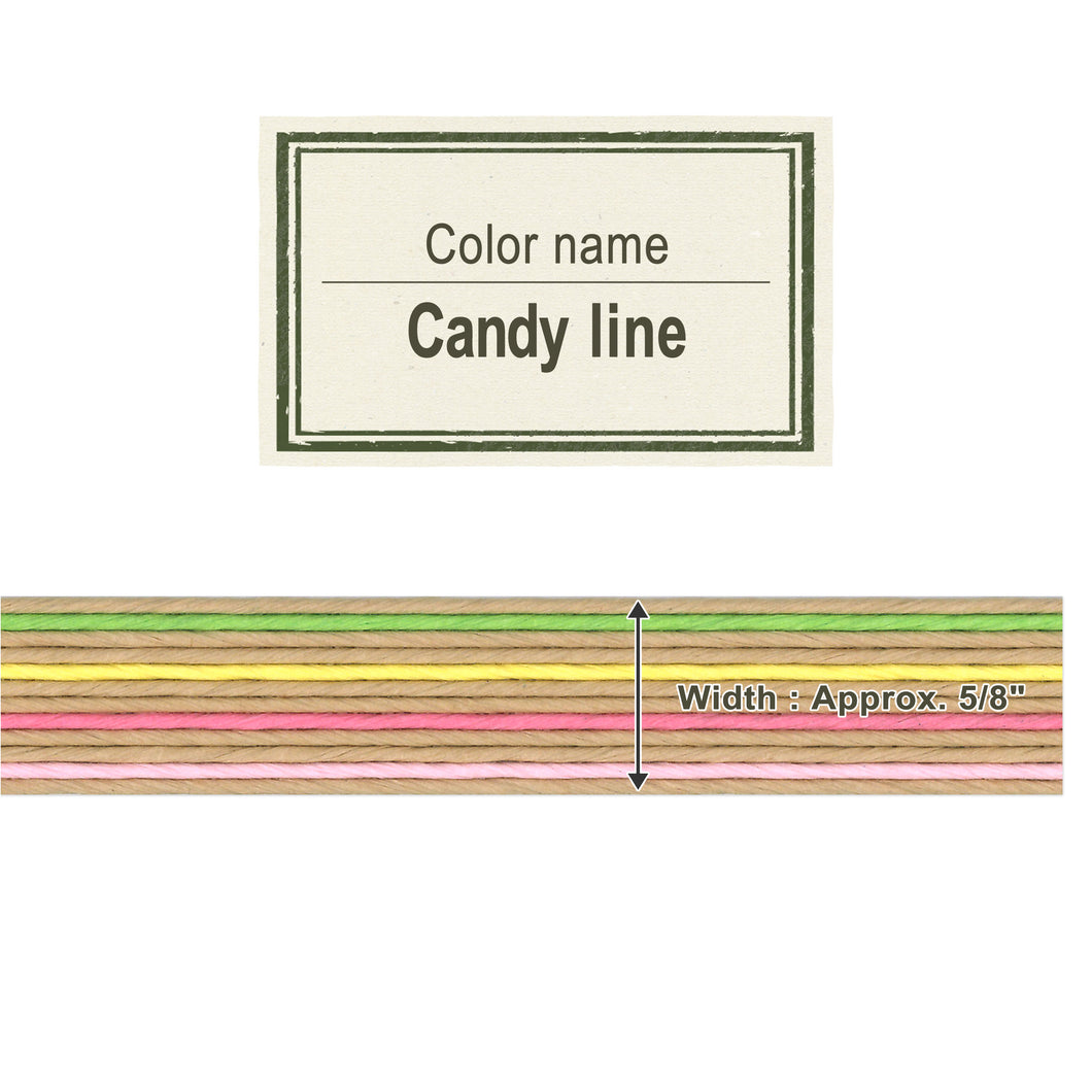 Candy Line 15mm