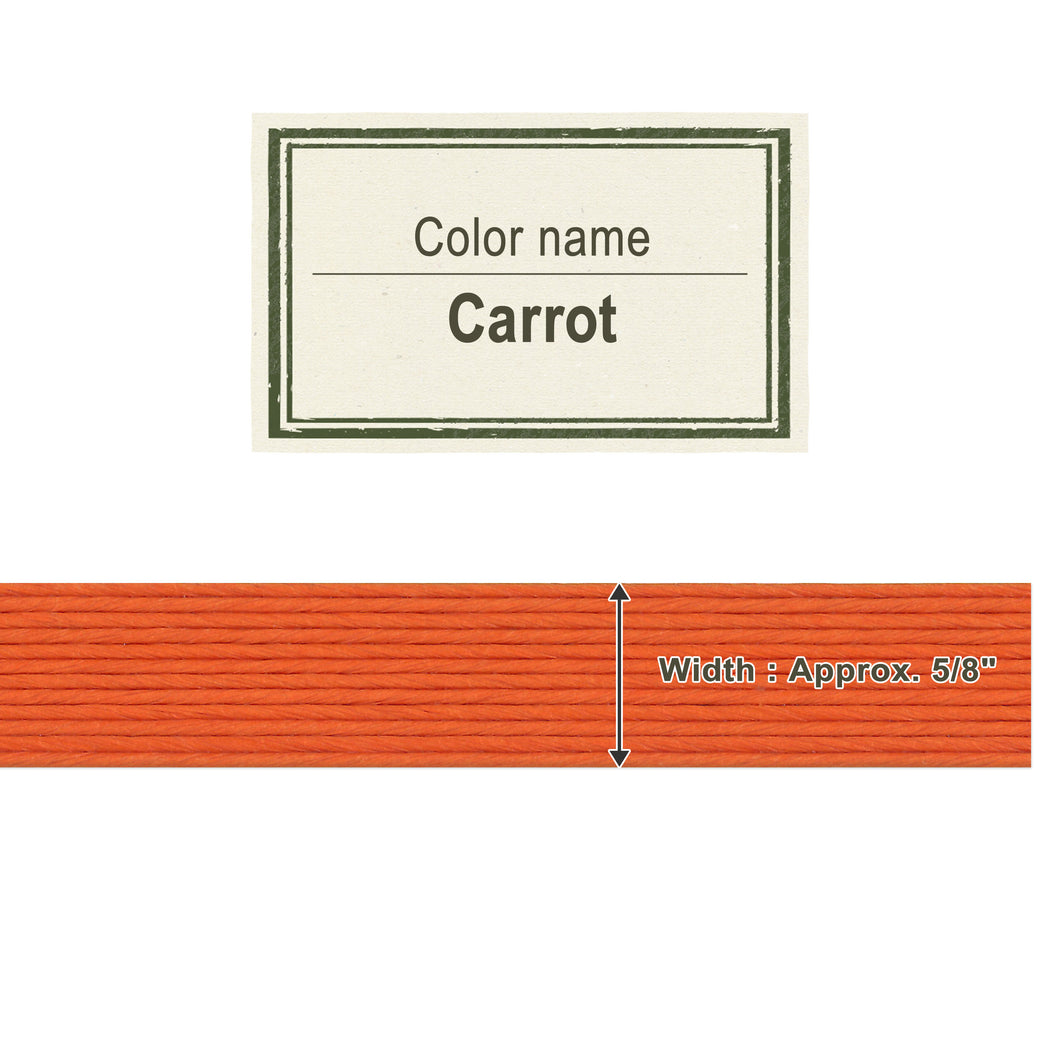 Carrot 14mm [Craft Band]