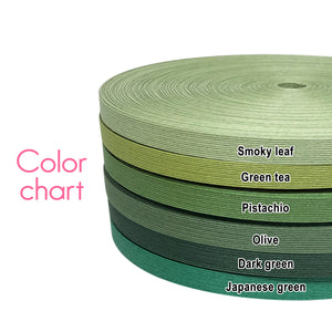 Green Tea 13mm [Craft Band]