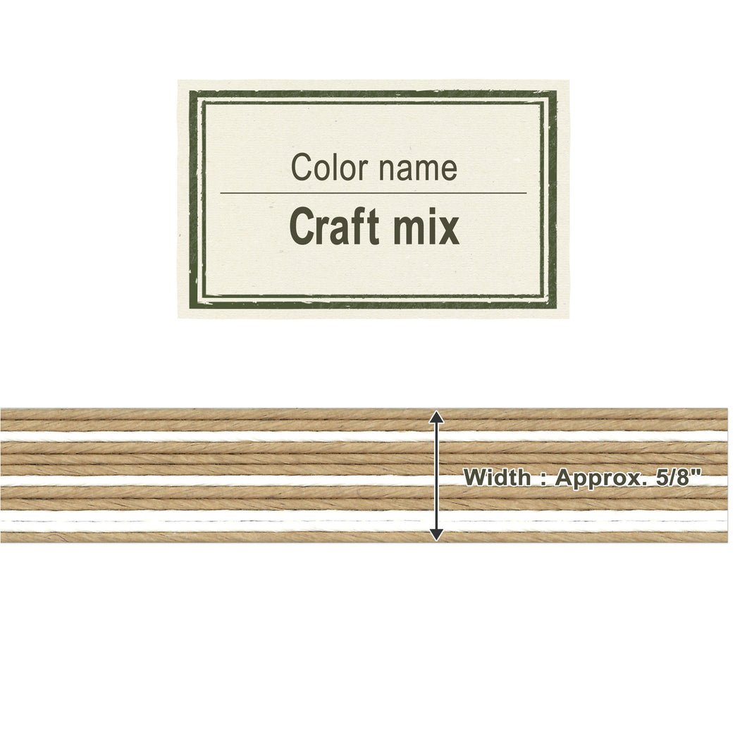Craft Mix15mm