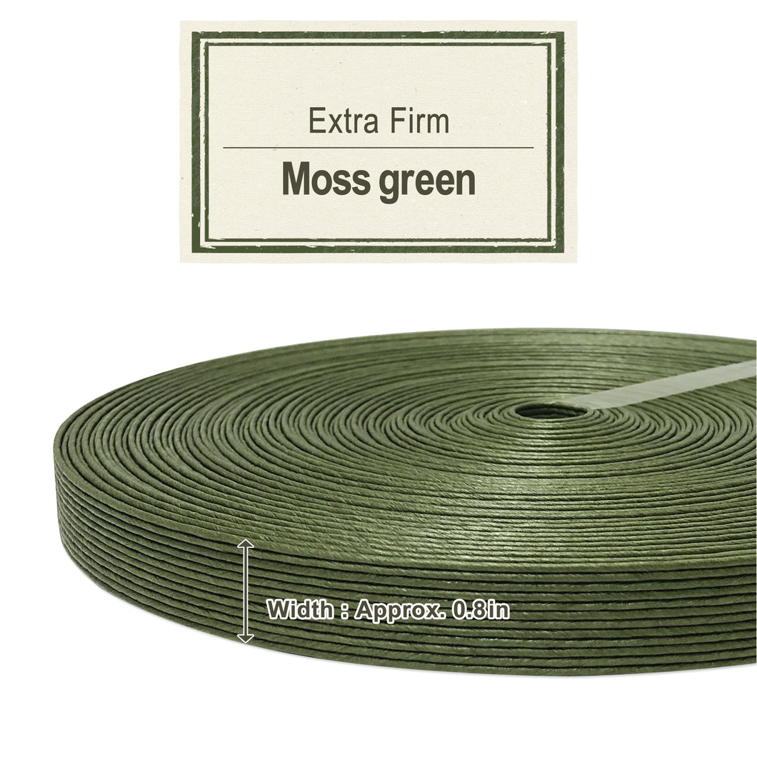 Moss Green 20mm [Extra Firm]