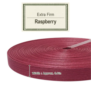 Raspberry 20mm [Extra Firm Craft Band]
