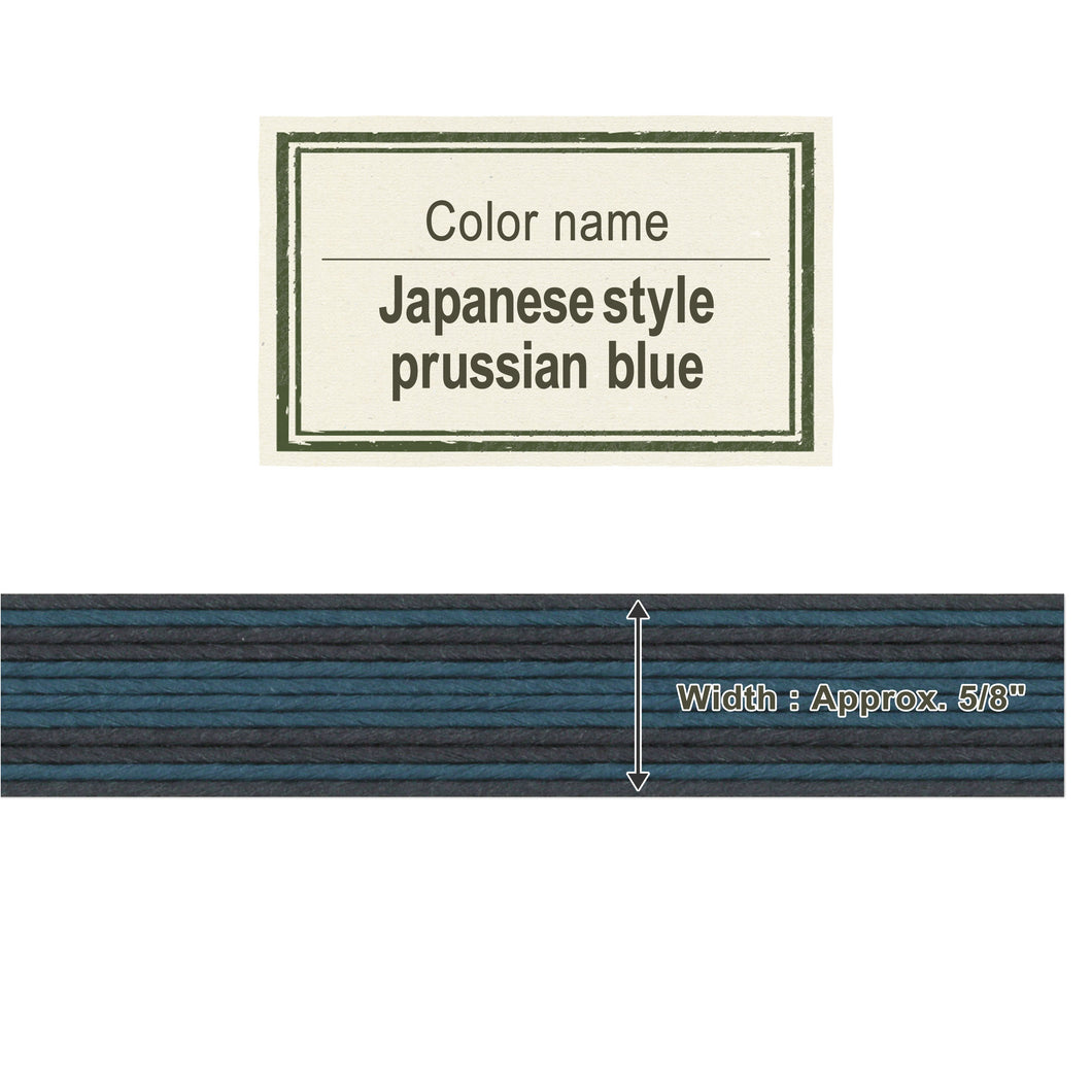 Combo Prussian Blue 15mm