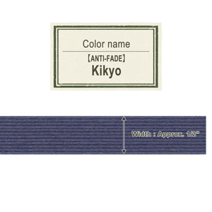 Kikkyo [Anti-Fade Craft Band]