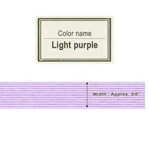 Light Purple 14mm [Craft Band]