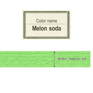 Melon Soda 15mm [Craft Band]