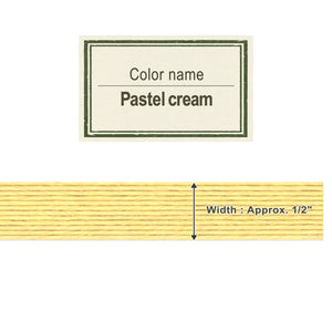 Patel Cream 13mm