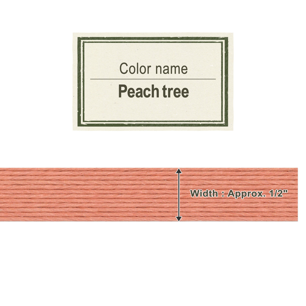Peach Tree 13mm