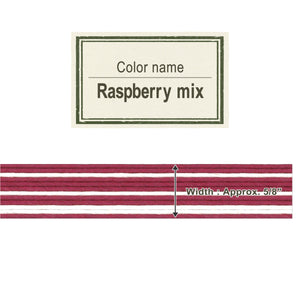 RaspberryMIX15mm [Craft Band]
