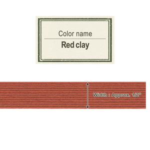 Red Clay 13mm