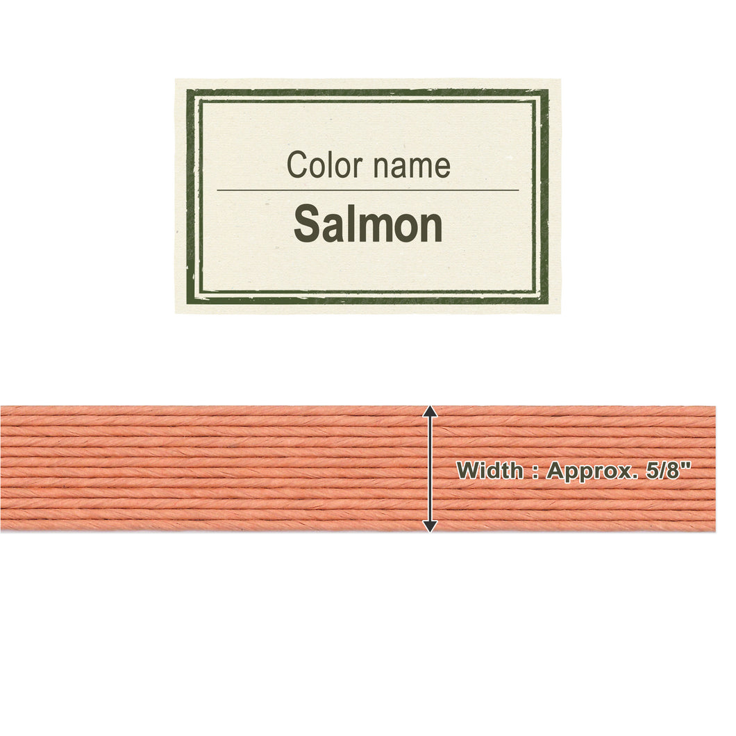 Salmon 15mm [Craft Band]