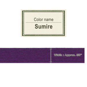 Sumire 15mm [Craft Band]