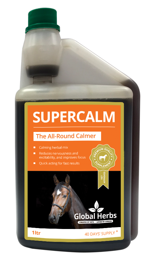 Global Herbs SuperCalm Liquid 1ltr