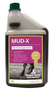 Global Herbs Mud-X Liquid 1ltr