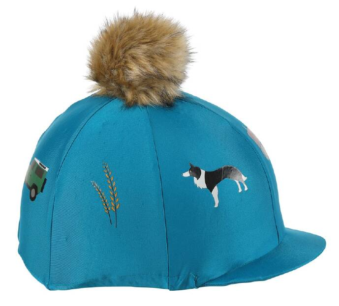 Shires Farmyard Tikaboo Hat Cover - Childs