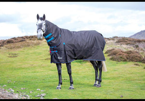 Shires Highlander Original 200 Turnout Combo Rug (Colour Variations may Apply)
