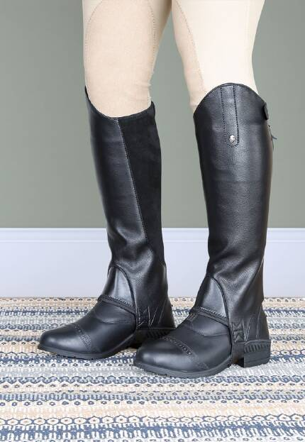Shires Moretta Synthetic Gaiters - Child