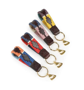 Shires Aubrion Polo Keyring