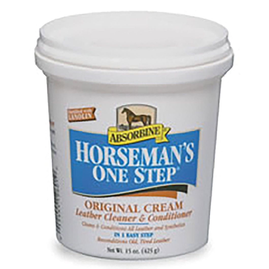ABSORBINE HORSEMAN'S ONE STEP HARNESS CLEANER