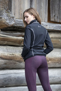 LeMieux Activewear Pull On Seamless Breech