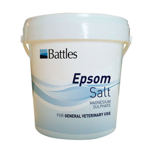 Battles Epsom Salts