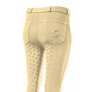 Legacy Ladies Silicon Seat Breeches
