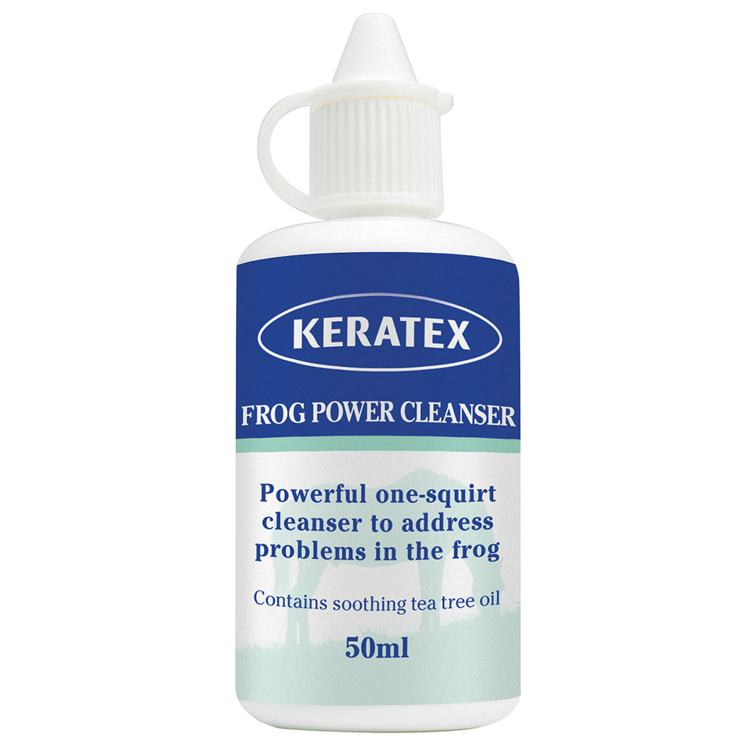 KERATEX FROG POWER CLEANSER