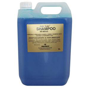 GOLD LABEL STOCK SHAMPOO HERBAL