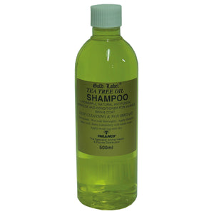 GOLD LABEL STOCK SHAMPOO TEA TREE OIL