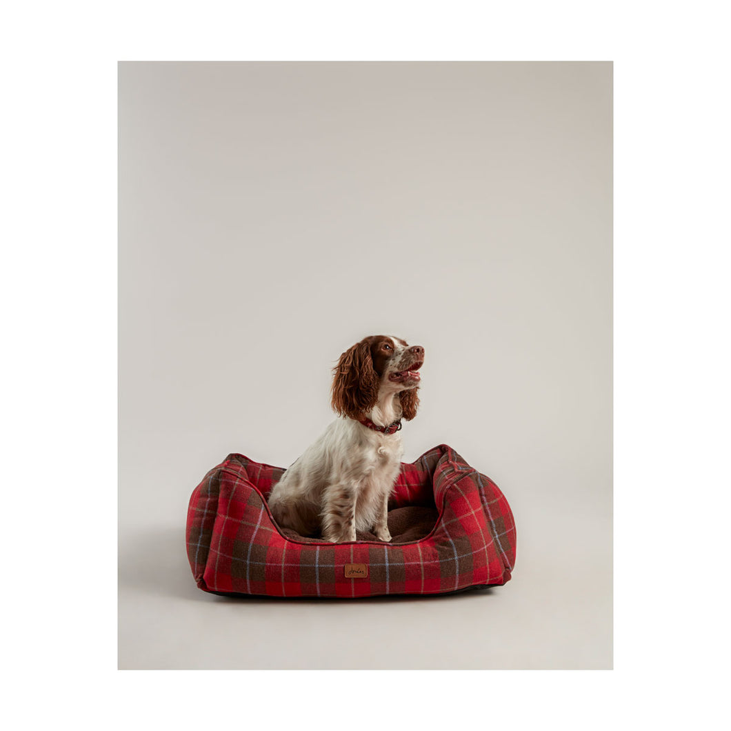 Joules Heritage Tweed Box Bed