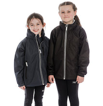 Load image into Gallery viewer, Horseware Kids Corrib Jacket Navy