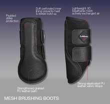 Load image into Gallery viewer, LeMieux ProSport Mesh Brushing Boot