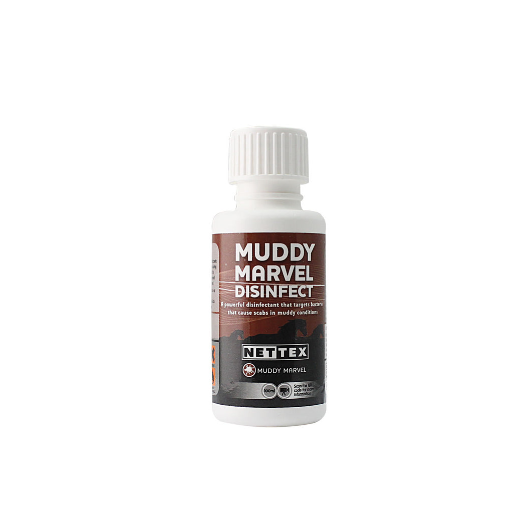 NETTEX MUDDY MARVEL DISINFECT