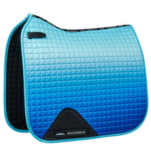Load image into Gallery viewer, WEATHERBEETA PRIME OMBRE DRESSAGE SADDLE PAD