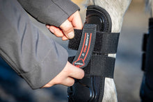 Load image into Gallery viewer, LeMieux Junior Pro Tendon Boots Black