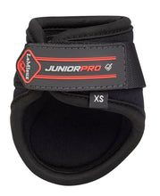 Load image into Gallery viewer, LeMieux Junior Pro Fetlock Boots Black