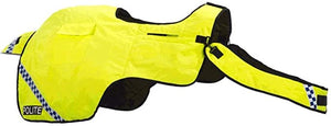 Equisafety Polite Winter Fluorescent Exercise Rug